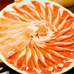 ねぎぶた翔 - 料理写真:お肉〜♪( ´▽`)