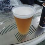 麻原酒造 越生ブリュワリー - ホップのオリジナルビール