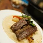 メキシコ料理 EL tope - タコス風