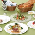 ル・ロージェ - 料理写真:夕食のコースメニュー 一例