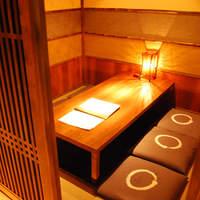 接待向き個室◆接待向きの独立した完全個室タイプ