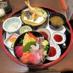 姫沙羅 - 竜宮膳¥2100