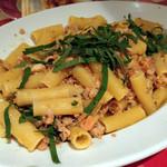 ナポリの下町食堂 - ツナとマカロニの炒めもの