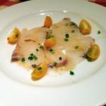 ナポリの下町食堂 - カルパッチョ