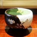 茶菓円山 - 抹茶