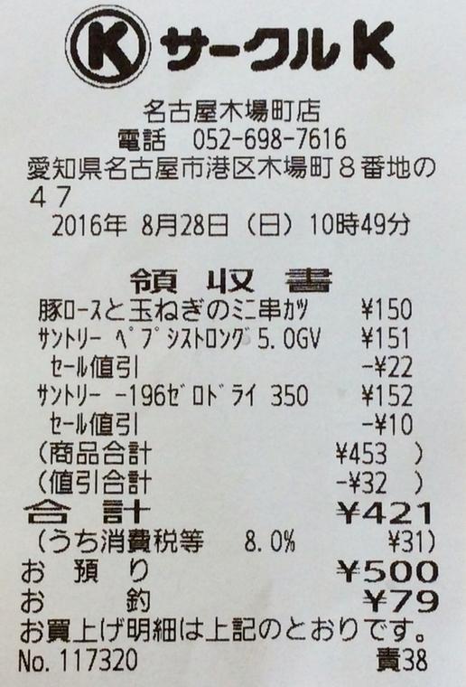 サークルK 名古屋木場町店