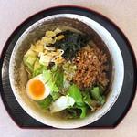 中華まんがん - 料理写真:ビャンビャン麺