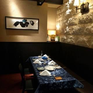 【特別な日に】夜景が見える席、完全個室など、上質な空間