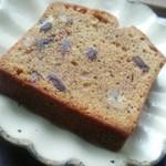 サルドゥバン - チョコレートとクルミのパウンドケーキ