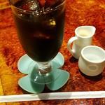 CAFE Rijn - アイスコーヒー 2016.8