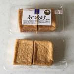 道の駅つるぬま  - 料理写真:道の駅内で販売されてますお豆腐が美味しいのです。