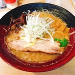 55315416 - 味噌ラーメン730円
