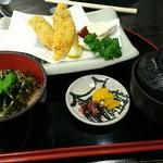 55315637 - 厳島定食(カキめし、カキフライ)