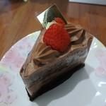 パティスリー シュシュクリエ - チョコレートケーキ