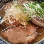 麺創房 玄 - 塩ラーメン 780円