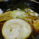 ラーメン翔 - 醤油ラーメン