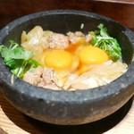 55320475 - 石焼き親子丼 税込1510円
