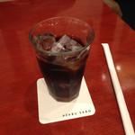 麻布茶房 - アイスコーヒー500円
