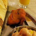 インド料理 ドルーガ -