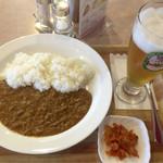 カンナ - アンガスカレーと綾地ビール