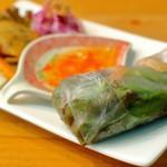 ベトナム食堂 Vina Cafe ・Dalat - 生春巻き