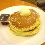 カフェ パラオア パライ - 料理写真:バターパンケーキ!