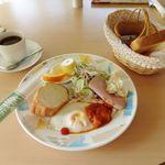 カフェ・ルクール - 料理写真:カフェ ルクール(ルクールお薦めモーニング)