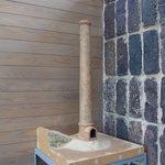 犬島アートプロジェクト - 精錬所の煙突模型