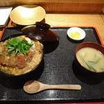 55331012 - 「ハイカラ豚のカツ丼」730円