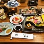 旅館 松乃屋 - 料理写真:夕食