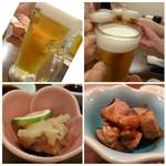 kasane - ◆まずは、7名での「乾杯!」