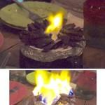 LUCHA - ◆炎のビーフジャーキー・・「ファイアー!!」これも面白い。 焼き過ぎに注意。