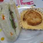 Baker nap - パン