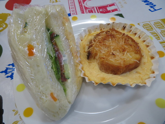 baker nap ベイカーナップ 長岡 パン 食べログ