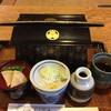 おく冨士そば処 - 料理写真:天重もりそばセット(1)