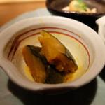 茶茶花 - カボチャのほくほく煮