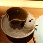 茶茶花 - 日本酒は京都の呑足味知(のみたりてあじをしる)。1合1058円