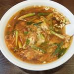 中華菜館 - 料理写真:韭菜面