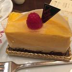 喫茶館キーフェル - ケーキセット