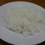 カレーヤ食堂 - ライス190円(税込)