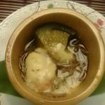 絆+ - 修善寺黒米素麺