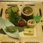 kizunapurasu - 前菜