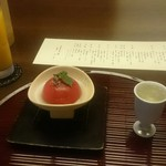 kizunapurasu - 冷製トマト射込み