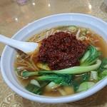 金龍美食 - スープが済んでるのは最初だけ