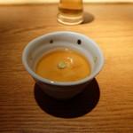 茶茶花 - お通し(540円)
