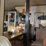 ガンダーラ - 店内