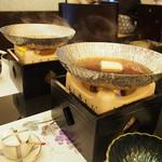 日本料理 花座 - 1人用鍋・トマト鍋
