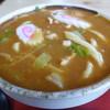 カレーうどんの山本屋 - 料理写真:カレーうどん(630円)