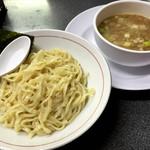 麺屋 がむしゃら - 料理写真:魚介とんこつつけ麺830円