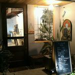 blue dot cafe -